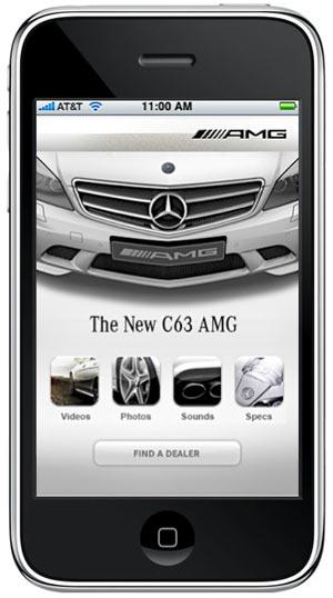 Mercedes_C63_AMG_app