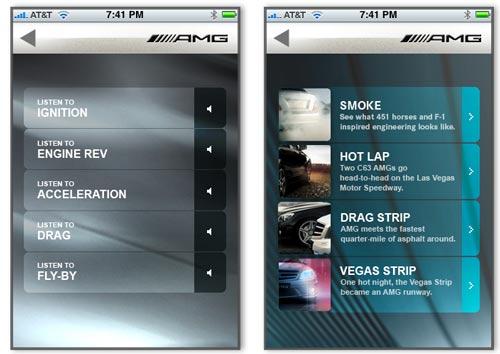 C63_AMG_iphone_app