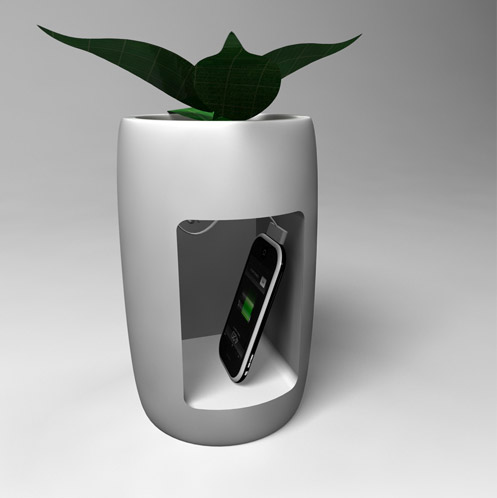 Green_iphone_charger