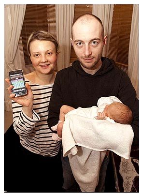 IBaby_iPhone_parents