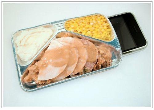 TV_Dinner_iPhone_Case