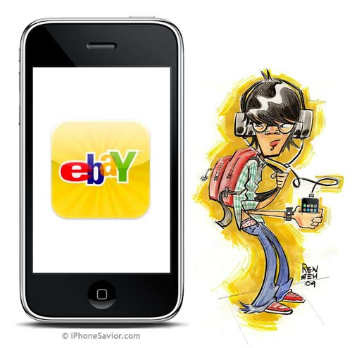 Ebay_iphone_app_sales