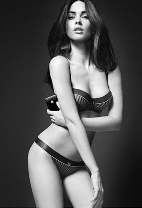 Megan_Fox_Armani_iPhone_Pho