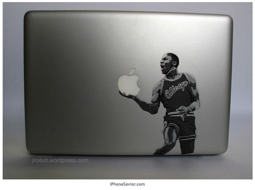 Michael_Jordan_Macbook_sticker