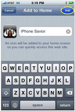 Add_Web_icon_iPhone_home_screen