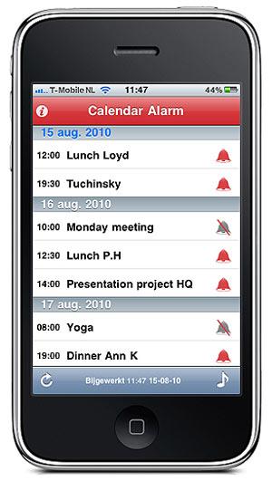ICal_Alarm_app