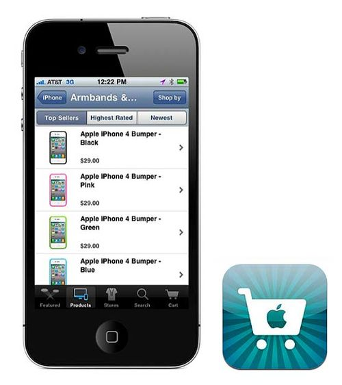 Free_iPhone_Apple_store_app