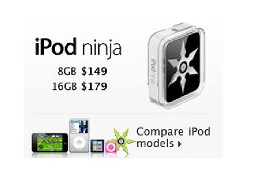 IPod_Ninja