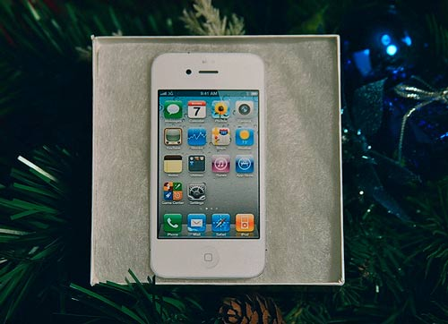 White_iPhone_4_Ornament_box