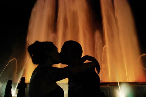 Fountain_KIss