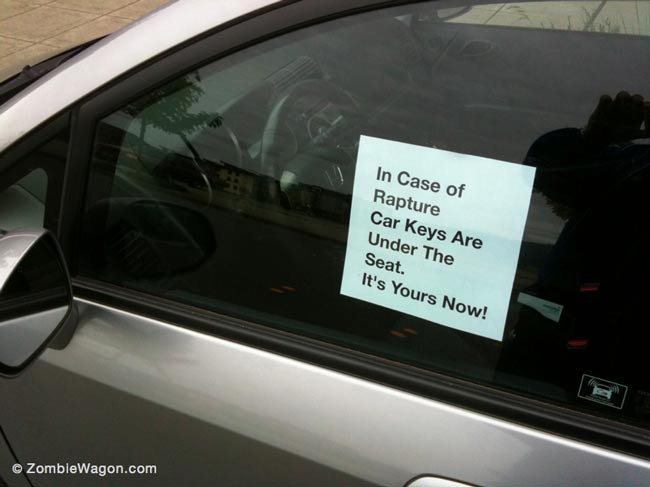 In_Case_of_Rapture_Car