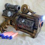 Steampunk_Zombie_Nerf_Gun