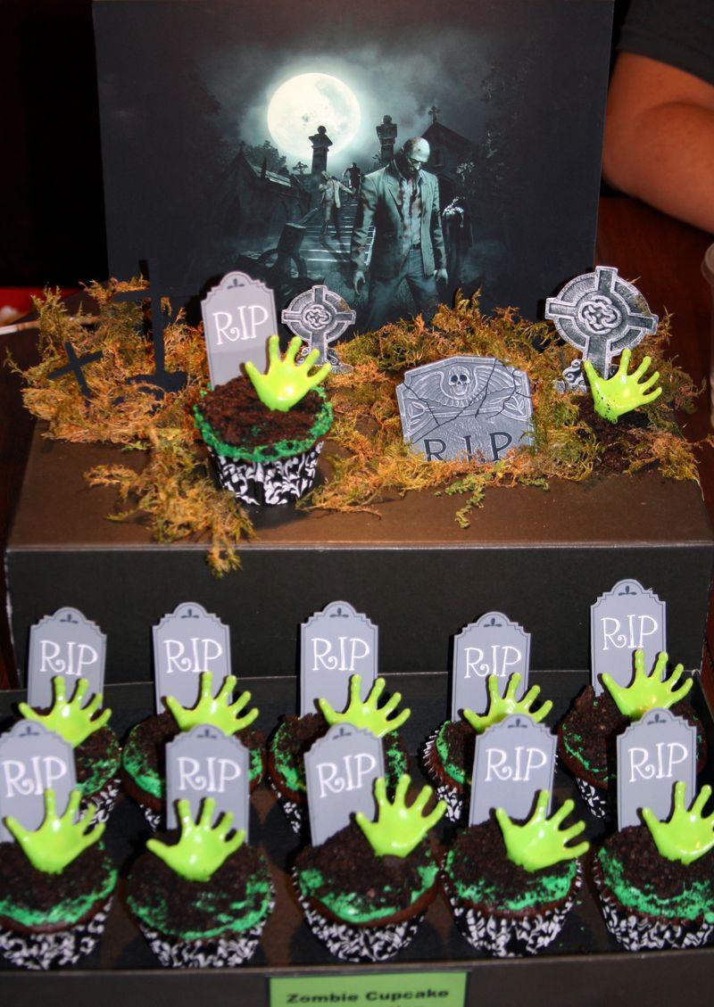 DIY_Zombie_Cupcakes
