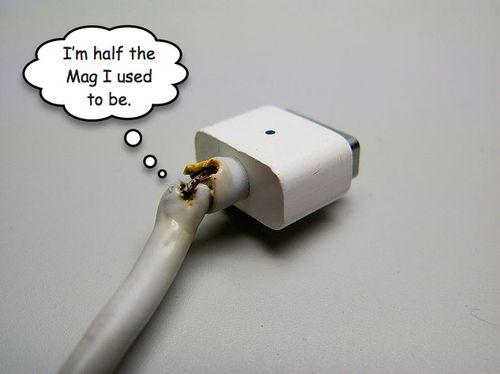 IPhone Savior Apple Confirms MagSafe Power Adapter