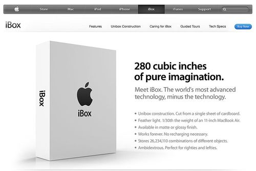 iPhone Savior: I'm Using Apple's iBox For All My Gift Giving