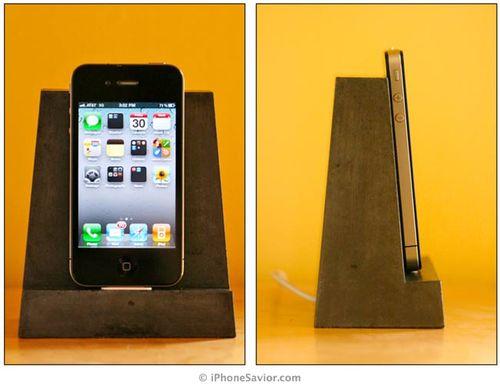 Designer_Concrete_iPhone_dock