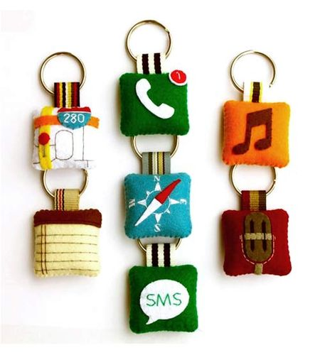IPhone_App_iCon_Key_Chain
