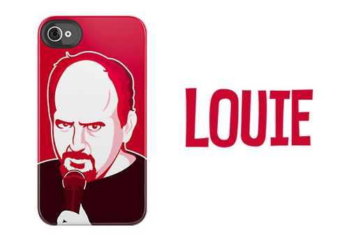 Louis_CK_iPhone_Case
