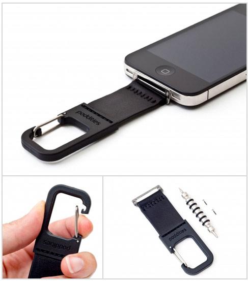 IPhone_Carabiner_Clip
