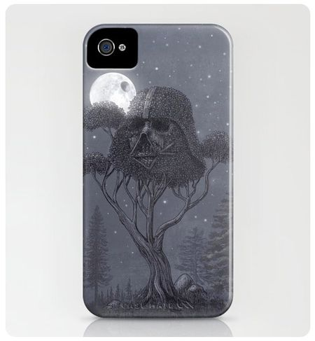 Dark_side_of_the_Forest_iPhone_Case