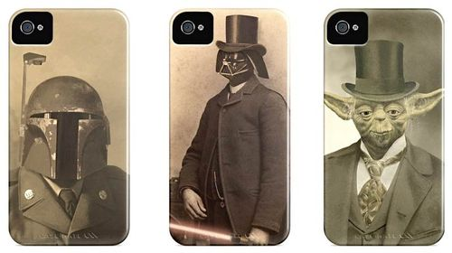 Victorian_Star_Wars_iPhone_cases