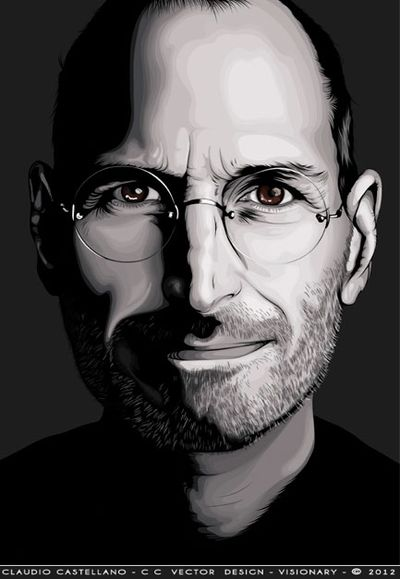 Visionary_Steve_jobs_Illustration
