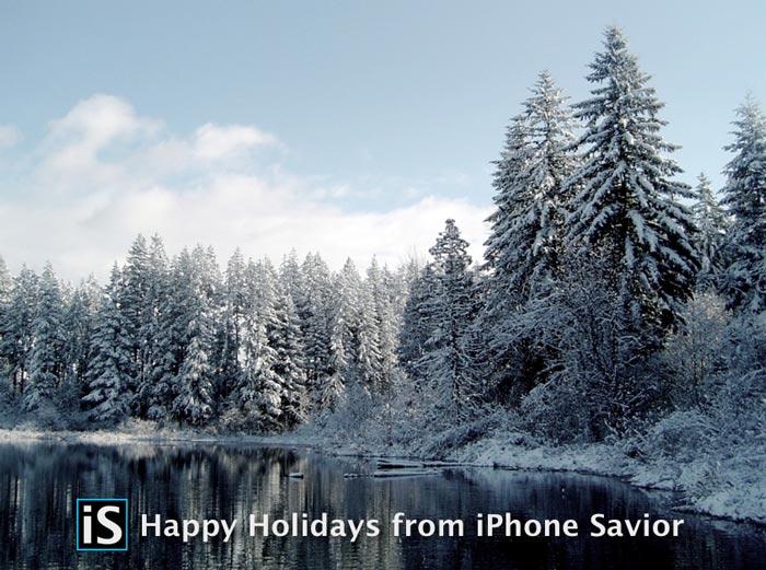 IPhone_Savior_Happy_Holiday