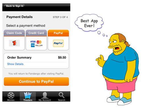 Fandango_App_PayPal