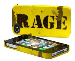 Rage_iPhone_Case