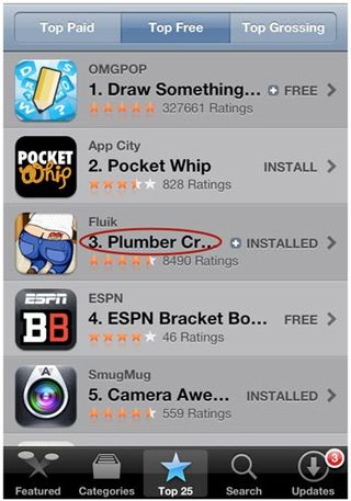 Plumber_Crack_iPhone_App