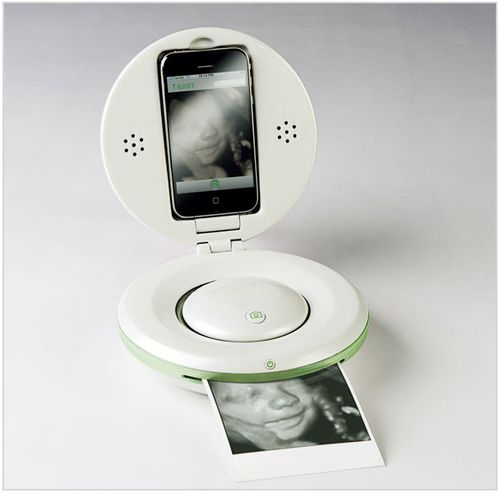 IBaby_Ultrasound_Device