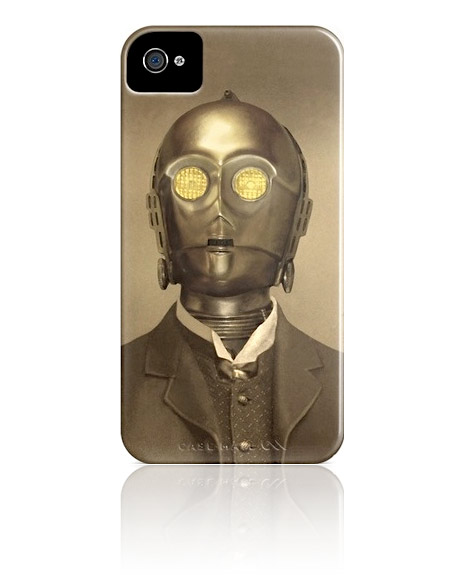 Victorian_Star_Wars_iPhone_4S_case