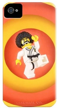 Lego_Afro_Karate_Guy_iPhone_4_case