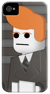 I'm_with_coco_Lego_iPhone_4_Case