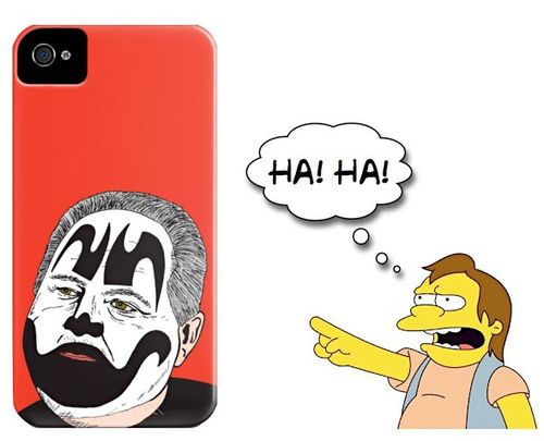 Juggalo_Rush_Limbaugh_iPhone_Case