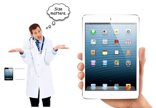 IPad_mini_fits_physician_lab_coats