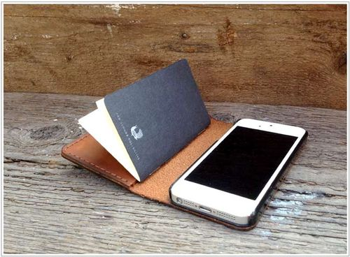 Good_Book_5_leather_iPhone_Case