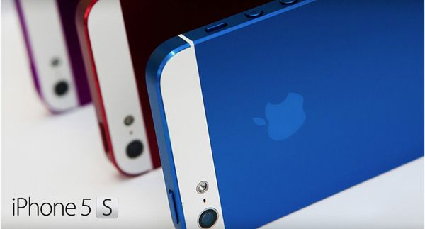 iPhone 5S Coming With Multi Colors In June