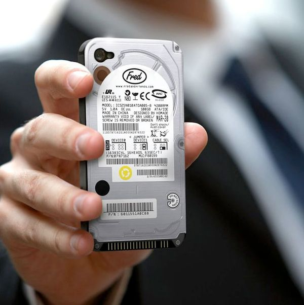 This Internal Hard Drive Is Your New iPhone Case