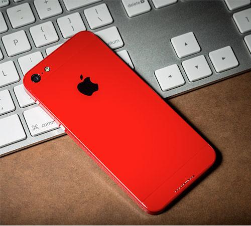 Colorware_iPhone_5_Red
