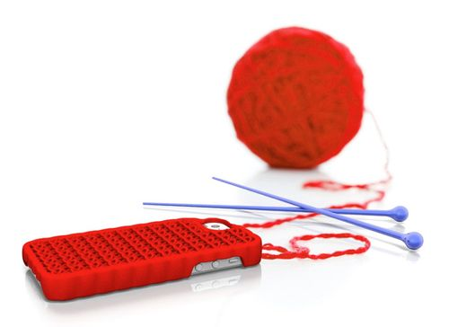 Sweater_3D_Printed_iPhone_5_Case