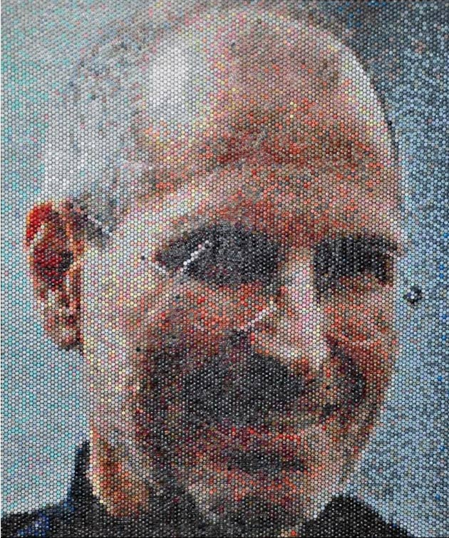 Steve_Jobs_Bubble_Wrap_Art_Bradley_Hart
