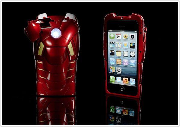 This Iron Man Mark VII iPhone 5 Case Flashes An Obnoxious Nerd Alert