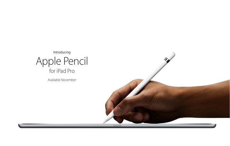 Apple Pencil Launch